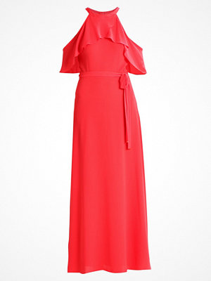 Dorothy Perkins COLD SHOULDER  Festklänning red