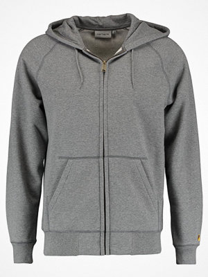Carhartt WIP HOODED CHASE Sweatshirt grey