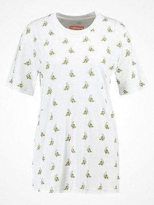 Monkee Genes ALLOVER BANANA Tshirt med tryck white