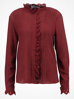 IVY & OAK Skjorta rusty red