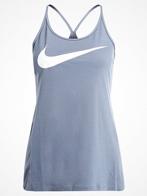 Sportkläder - Nike Performance DRY MILER  Funktionströja armory blue/heather