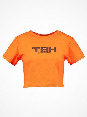 The Ragged Priest TRUTH RINGER Tshirt med tryck orange