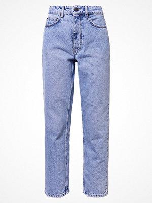 Won Hundred PEARL TRASH Flared jeans light blue