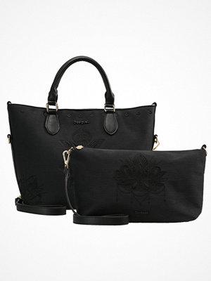Handväskor - Desigual SET Handväska black