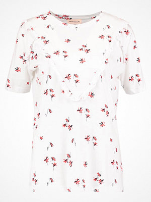 Custommade CENIA Tshirt med tryck white