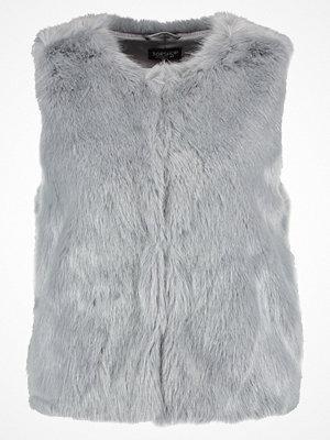 Västar - Topshop CLAIRE Väst grey