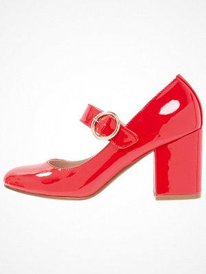 Anna Field Pumps red