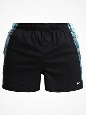 Badkläder - Nike Performance NESS Surfshorts black