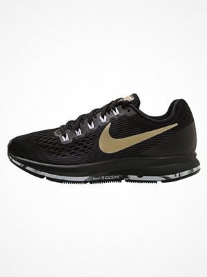Sport & träningsskor - Nike Performance AIR ZOOM PEGASUS 34 Löparskor stabilitet black/anthracite/dark grey