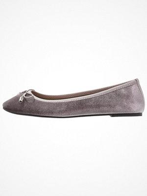 Ballerinaskor - Dorothy Perkins Ballerinas grey