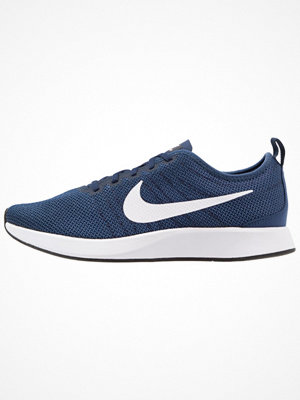 Nike Sportswear DUALTONE RACER Sneakers midnight navy/obsidian/coastal blue/white/black