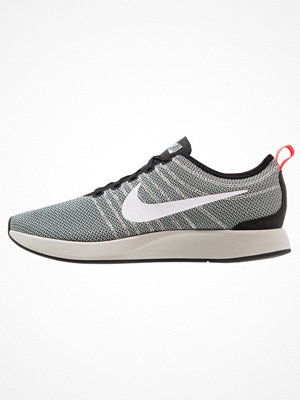 Nike Sportswear DUALTONE RACER Sneakers black/white/pale grey/solar red