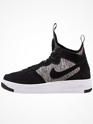 Nike Sportswear AIR FORCE 1 ULTRAFORCE MID PRM Höga sneakers black/white