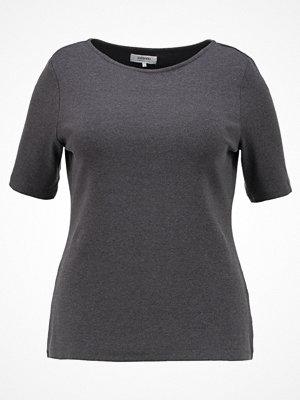 Zalando Essentials Curvy Tshirt bas dark grey mélange