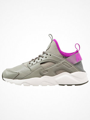 Nike Sportswear AIR HUARACHE RUN ULTRA SE Sneakers dark stucco/river rock/hyper violet/sail/sequoia