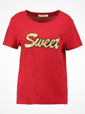 Sofie Schnoor SWEET Tshirt med tryck red