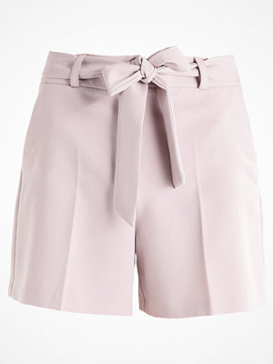Shorts & kortbyxor - Dorothy Perkins CREPE TIE  Shorts light brown