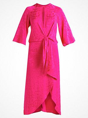 Topshop KNOT FRONT  Festklänning pink