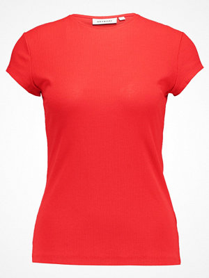 Weekday ALICE Tshirt bas red