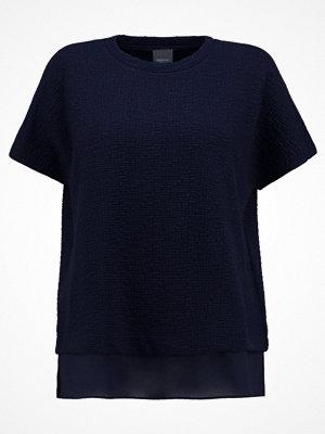 Persona by Marina Rinaldi OPEN Tshirt med tryck navy blue