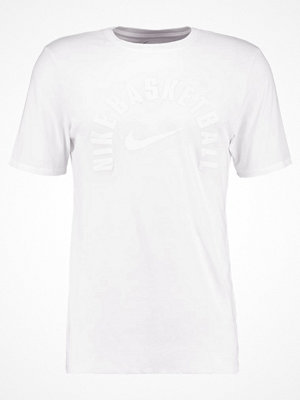 Sportkläder - Nike Performance CORE PRACTICE Tshirt med tryck white