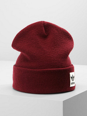 Mössor - Adidas Originals HIGH BEANIE Mössa burgundy