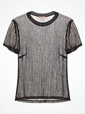 T-shirts - Custommade FIRINA Tshirt med tryck anthracit black
