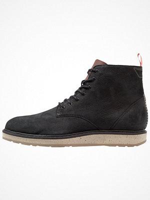 Boots & kängor - Boxfresh BRUNTER  Snörstövletter black