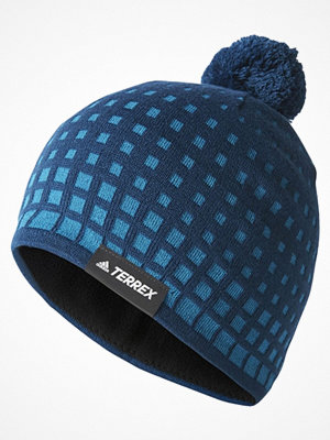 Mössor - Adidas Performance TERREX Mössa blue/mystery petrol/blue night