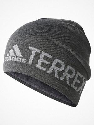 Mössor - Adidas Performance TERREX LOGO Mössa grey five/clear onix