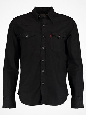 Skjortor - Levi's® BARSTOW WESTERN Skjorta black