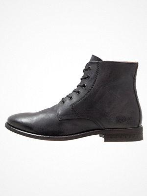 Boots & kängor - Replay CRAIG Snörstövletter black