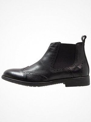Boots & kängor - Geox JAYLON Stövletter black