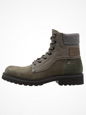 Boots & kängor - G-Star GStar CARBUR Snörstövletter combat