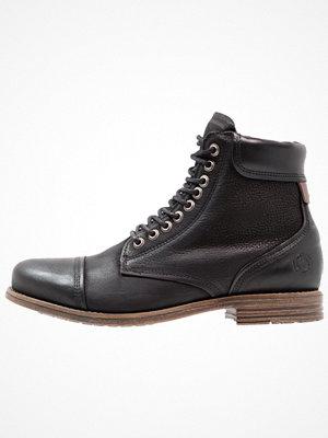 Boots & kängor - Sneaky Steve DOVERLAKE Snörstövletter black