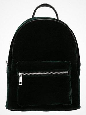 Even&Odd Ryggsäck green svart