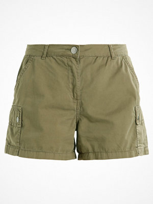 Dorothy Perkins UTILITY  Jeansshorts green