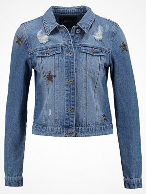 Only ONLDARCY STAR Jeansjacka blue denim