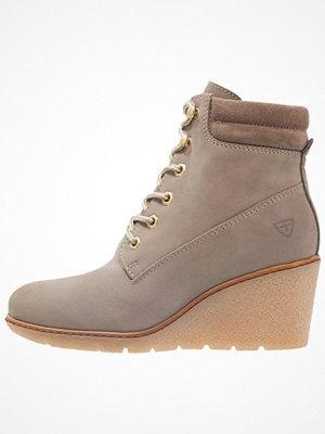 Boots & kängor - Tamaris Ankelboots taupe