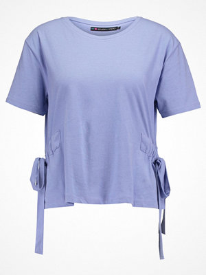 Even&Odd Tshirt med tryck lilac