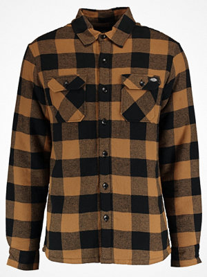 Dickies LANSDALE  Skjorta brown duck