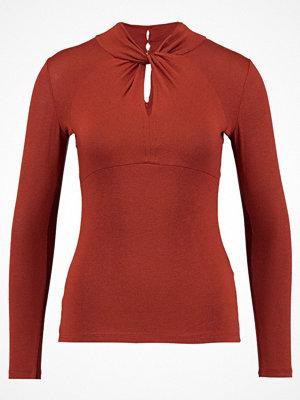 Anna Field Stickad tröja cognac