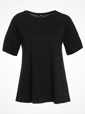 Only ONLPALLUW  Tshirt bas black