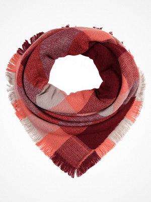 Halsdukar & scarves - Vero Moda VMMALLA SQUARE Scarf zinfandel