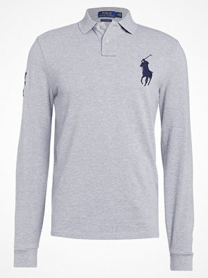 Polo Ralph Lauren BASIC CUSTOM SLIM FIT Piké andover heather