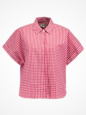 Weekday STELLA Skjorta gingham red