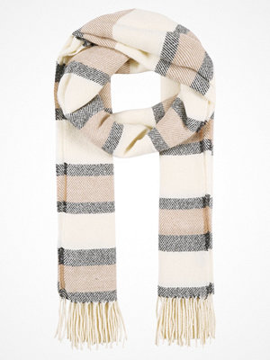 Halsdukar & scarves - Anna Field Halsduk offwhite