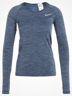 Sportkläder - Nike Performance DRIFIT Funktionströja december sky/thunder blue