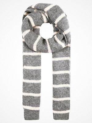 Halsdukar & scarves - Vero Moda VMLISSY LONG Halsduk medium grey melange