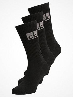 Strumpor - Calvin Klein Underwear SCOTTY 3 PACK Strumpor black